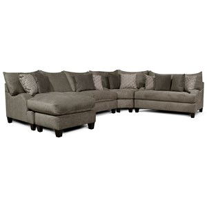 England Catalina 3-Piece Modular Sectional