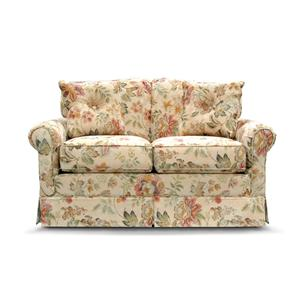 England Charleston Loveseat Glider