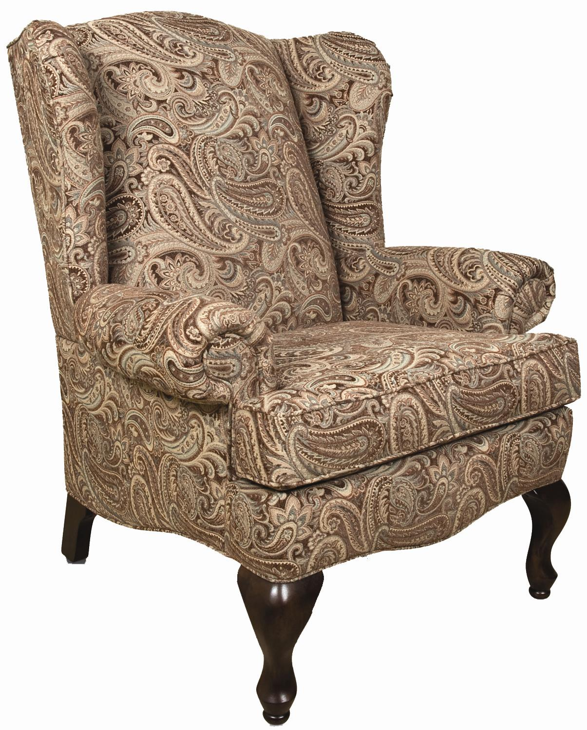 England Colleen Chair  - Item Number: 1334
