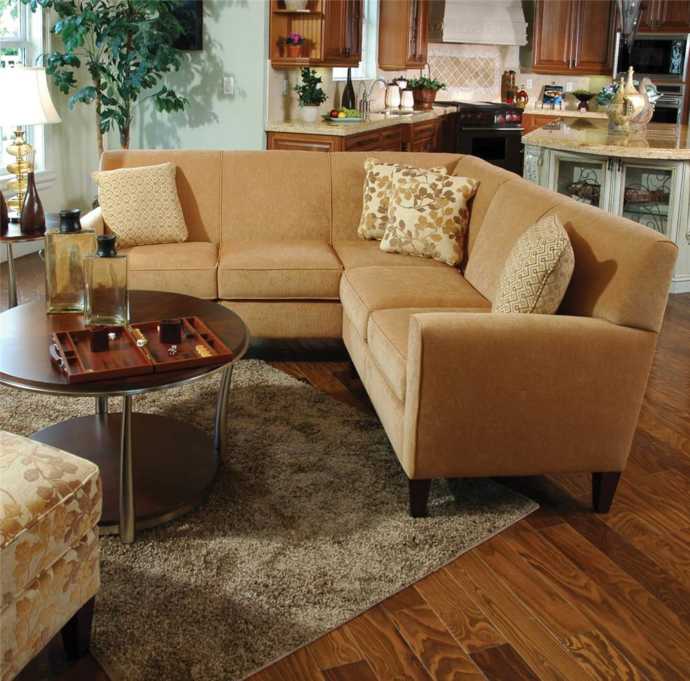 Collegedale Contemporary 2 Piece Sectional By England