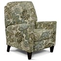 England Collegedale Living Room Motion Chair - Item Number: 6200-31-Ocean-Isle-Spa