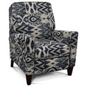 England Collegedale Living Room Motion Chair with Power - Item Number: 6200-31P-Espanola-Sapphire