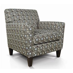 England The O Series Upholstered Chair