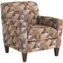 England Collegedale Upholstered Chair - Item Number: 6204B