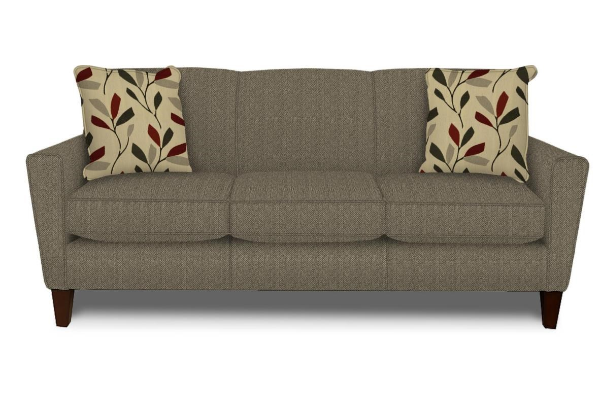Collegedale Upholstered Sofa by England at Dunk & Bright Furniture