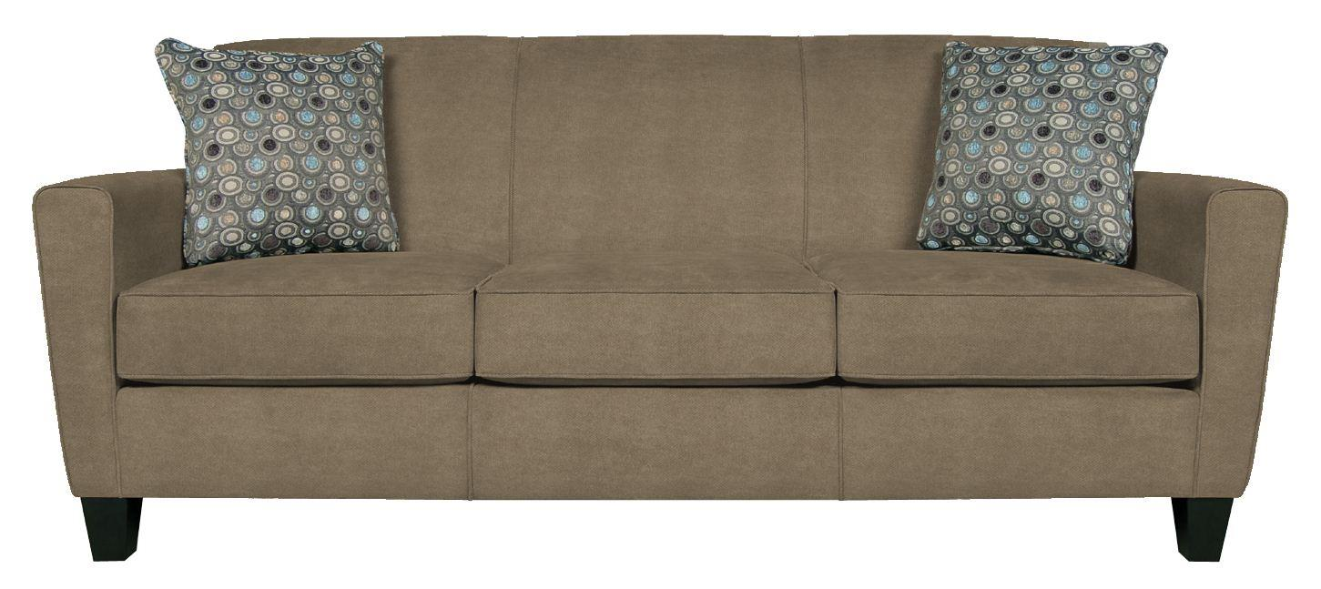 England Collegedale Upholstered Sofa - Item Number: 6205-6035