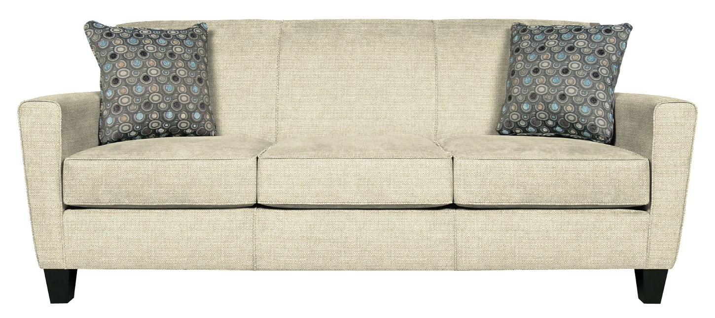 Collegedale Contemporary Upholstered Sofa By England At Coconis Furniture Mattress 1st