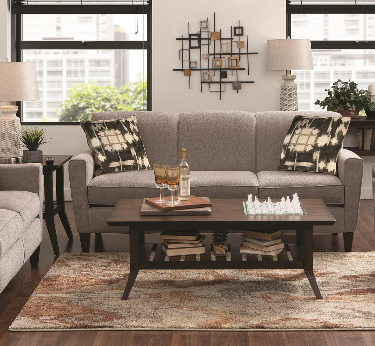 Collegedale Sofa by England at Darvin Furniture