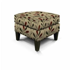England Collegedale Upholstered Ottoman