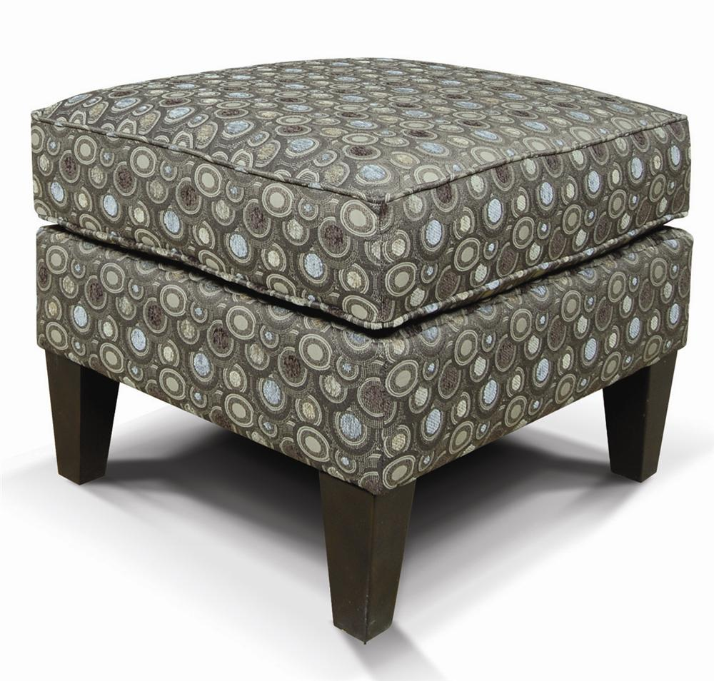 England Collegedale Upholstered Ottoman - Item Number: 6207
