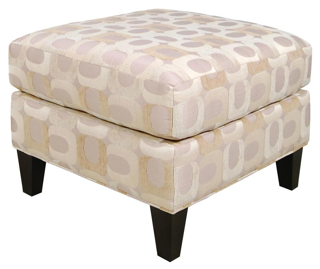 England Cosmopolitan  Accent Ottoman - Item Number: 8557