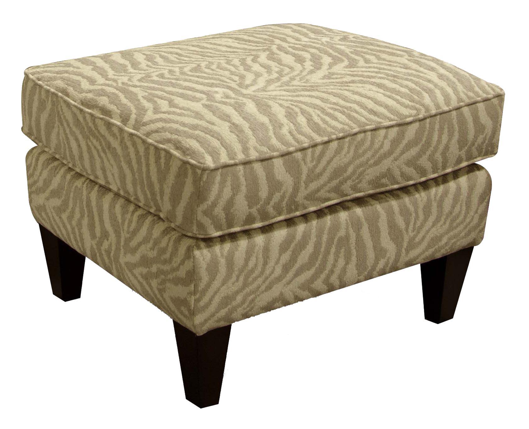 England Duke Living Room Ottoman - Item Number: 3137