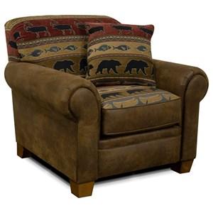 England Edgar Chair