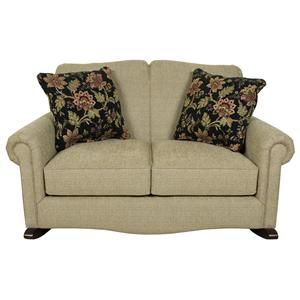 England Eliza Rocking Loveseat