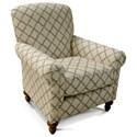 England Eliza Upholstered Chair - Item Number: 634-Enhance Greystone