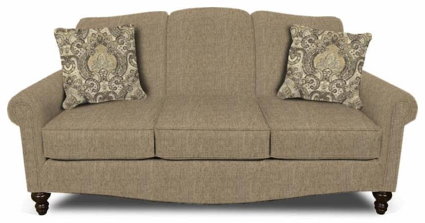 Eliza Sofa by England at Dunk & Bright Furniture