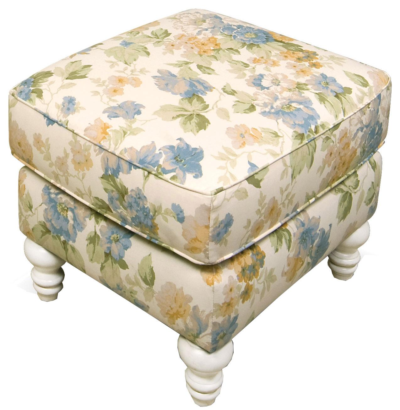 England Eliza Ottoman - Item Number: 637