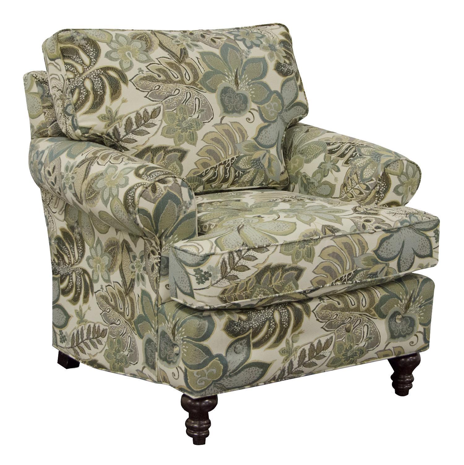 England Evans Living Room Chair - Item Number: 8484 Ocean Isle Spa