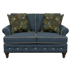 England Evans Living Room Loveseat