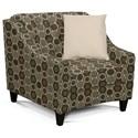 England Finneran Conversation Chair - Item Number: 3F04-6624