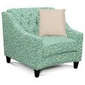 England Finneran Conversation Chair - Item Number: 3F04-7324