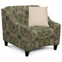 England Finneran Conversation Chair - Item Number: 3F04-7347