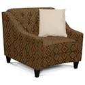 England Finneran Conversation Chair - Item Number: 3F04-7378