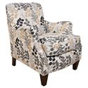 England Gillian Decorative Accent Chair with Charming Transitional Style