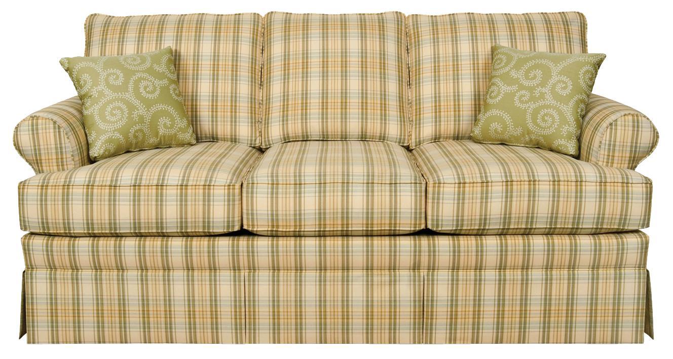 England Grace  Stationary Sofa - Item Number: 5345