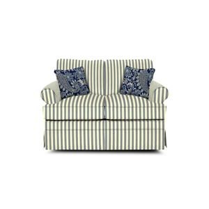 England Grace  Upholstered Loveseat
