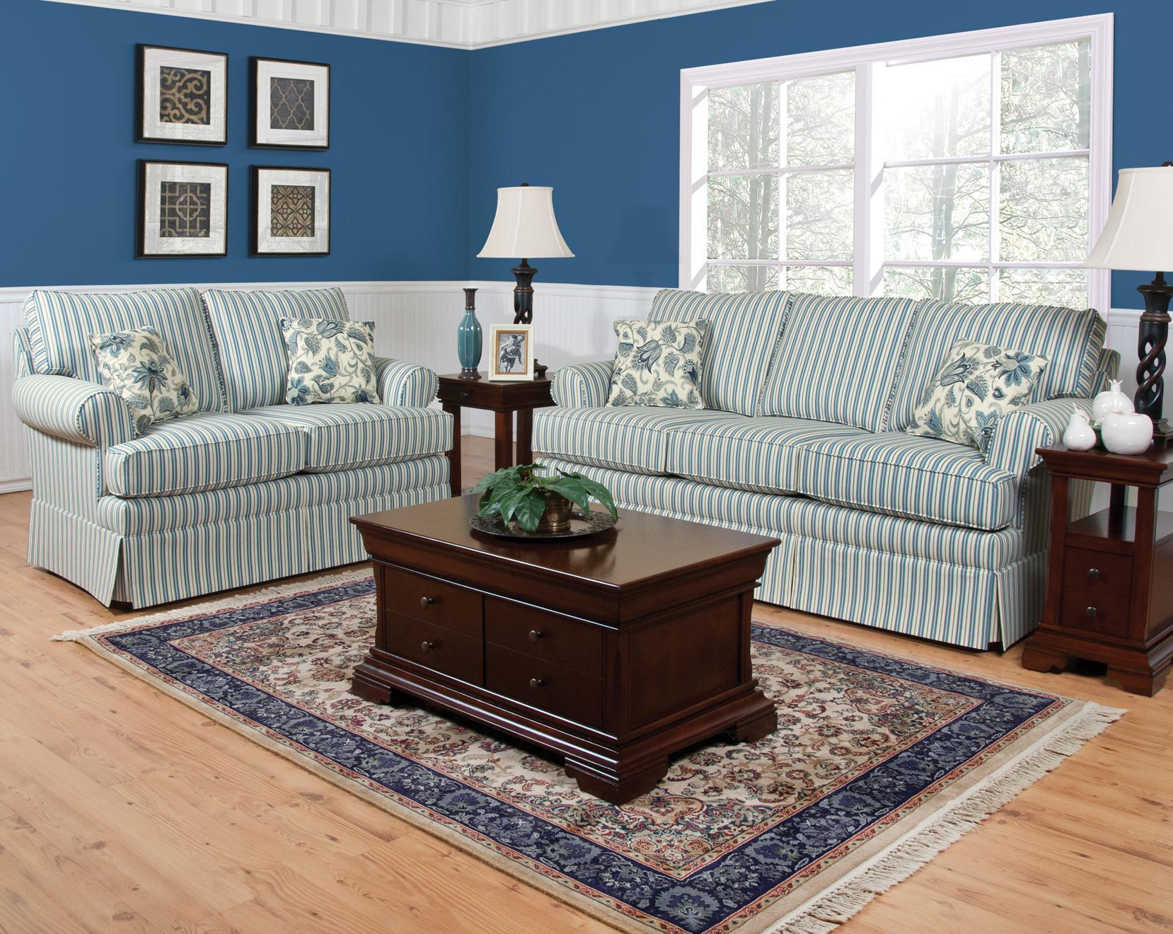 England Grace Visco Mattress Full Size Sofa Sleeper With