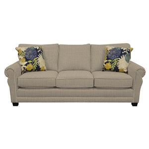 England Green Living Room Sofa