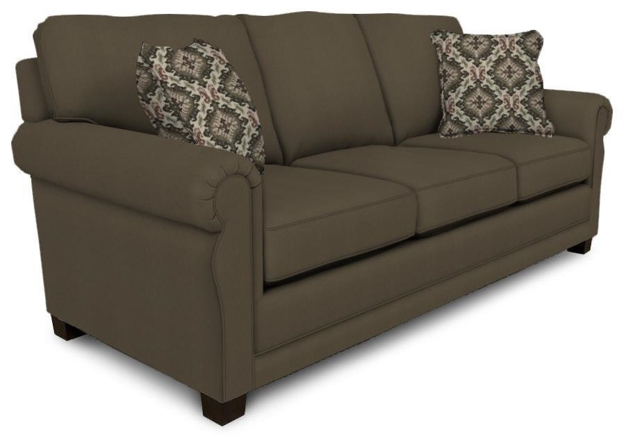 England Green Living Room Sofa - Item Number: 6935