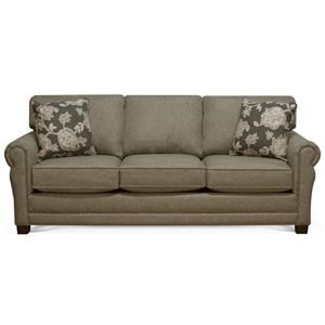 England Green Sofa
