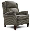 England Helen Cottage Styled Recliner - Item Number: 1K00-31-Clever-Tweed