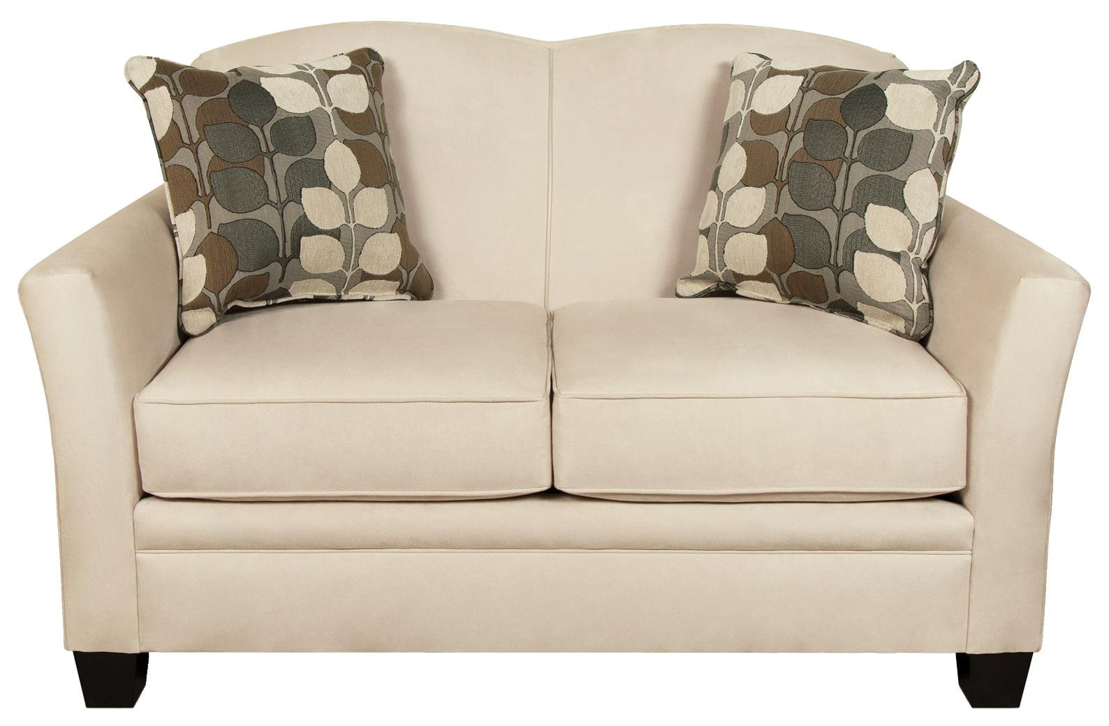 England Hilleary Loveseat - Item Number: 5036