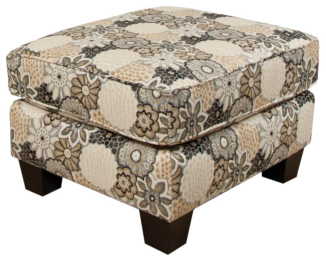 England Hilleary Ottoman - Item Number: 5037