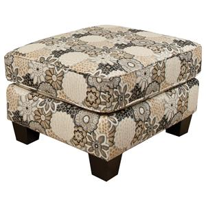 England Hilleary Ottoman