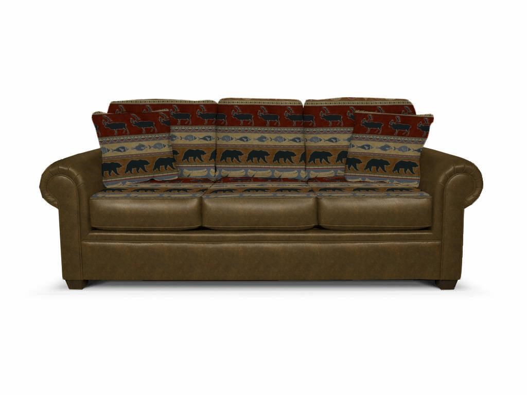England Jaden Stationary Sofa - Item Number: 2265