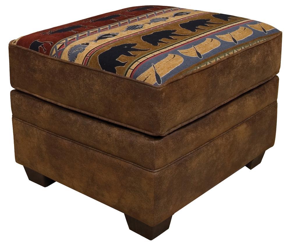 England Jaden Ottoman - Item Number: 2267