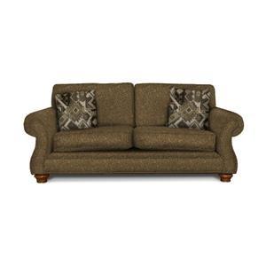England Jeremie Two Cushion Sofa with Nailheads