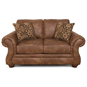 Two Cushion Loveseat