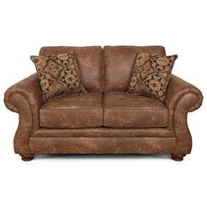 England Jeremie Two Cushion Loveseat