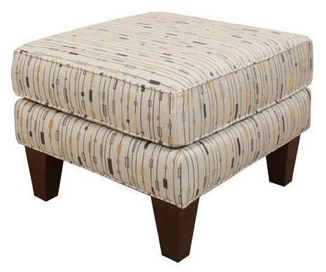 England Keely  Ottoman - Item Number: 8537