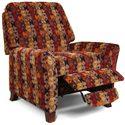 England Kenton Reclining Chair - Shown in Klondike Mosaic (Open)