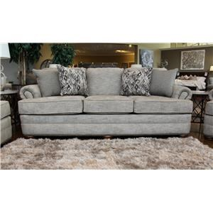 Handwoven Linen Sofa