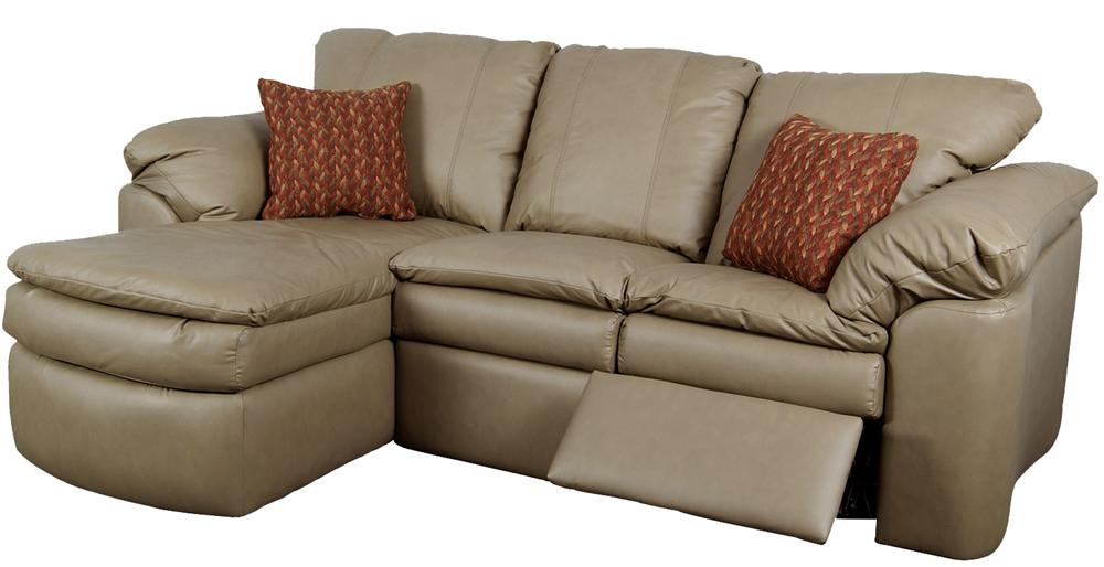 England Lackawanna Sectional - Item Number: 730006L+39+57