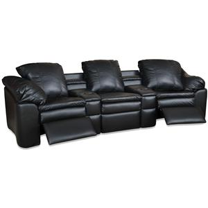 5-Piece Theater Seating