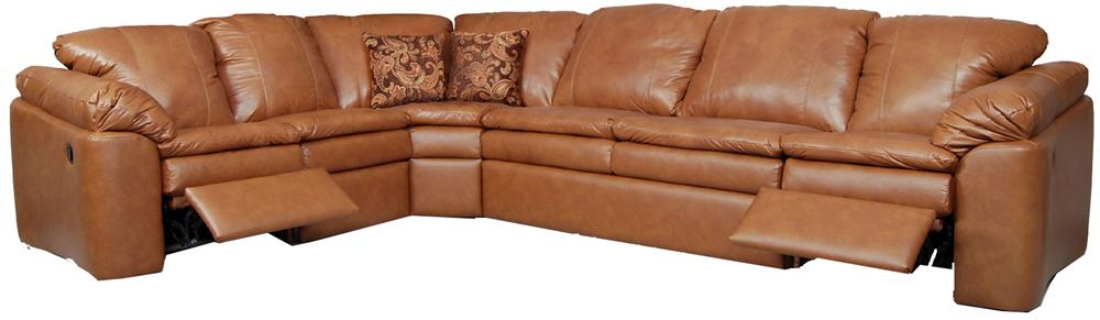 England Lackawanna Sectional - Item Number: 730058L+39+22+40+57