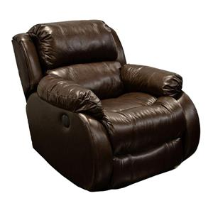 England Litton Swivel Gliding Recliner with Power